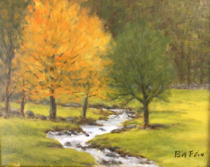Pasture Field Brook
