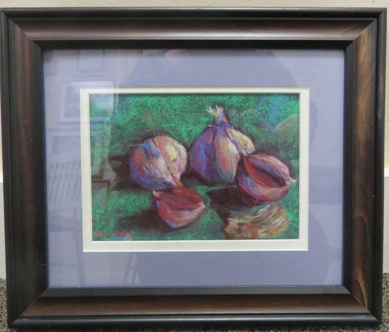 Gourmet's Delight Mary Bastoni painting
