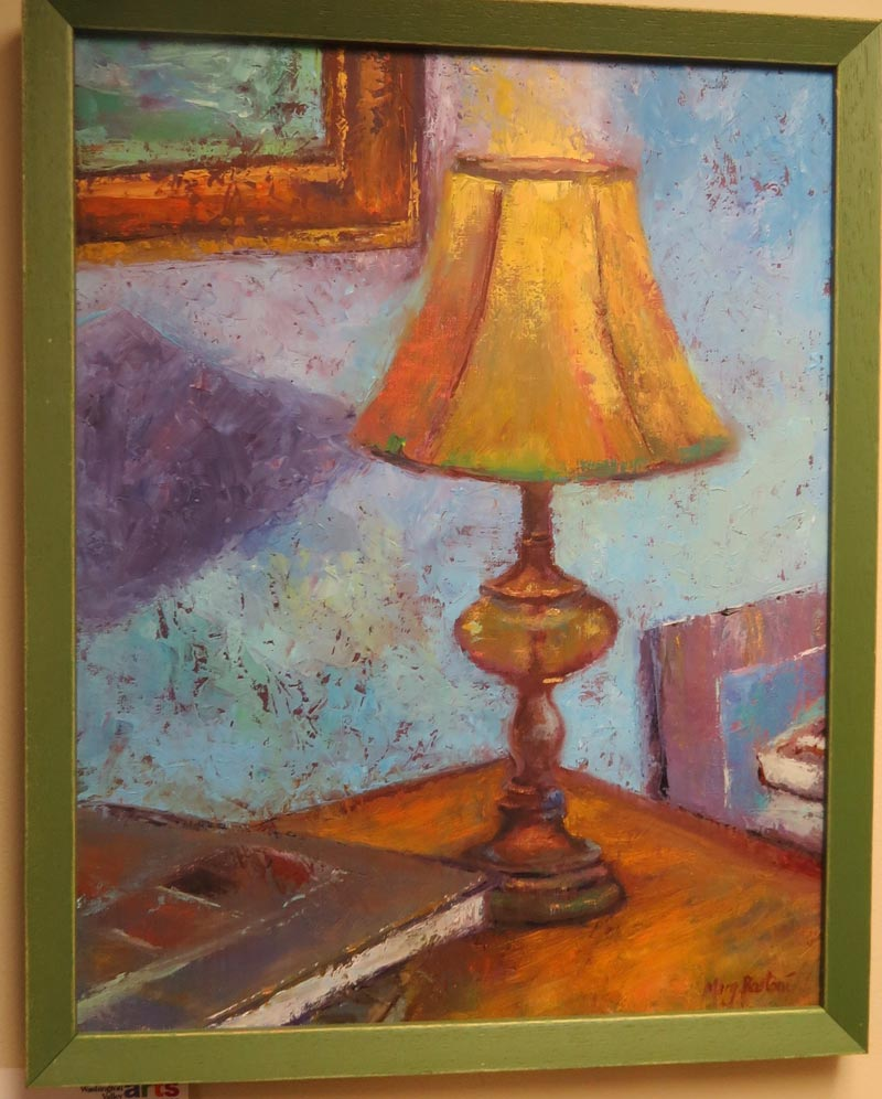 There's No Place Like Home Mary Bastoni painting