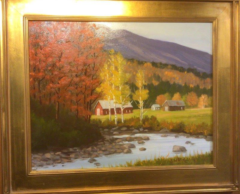 October Magic painting by Robert Gordon