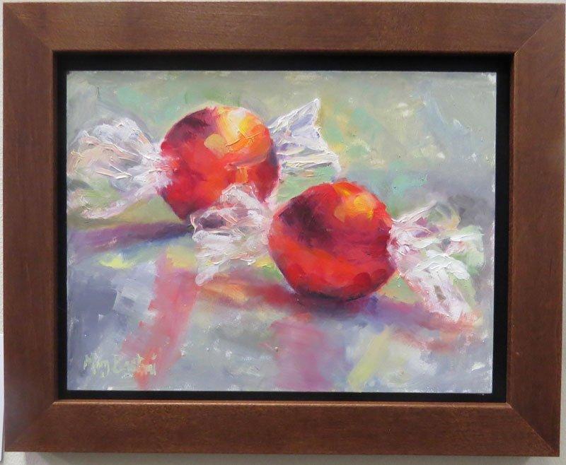 Sweet Treat Mary Bastoni painting