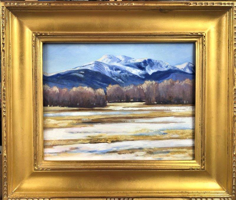 Mt Washington by Phyllis Tracy
