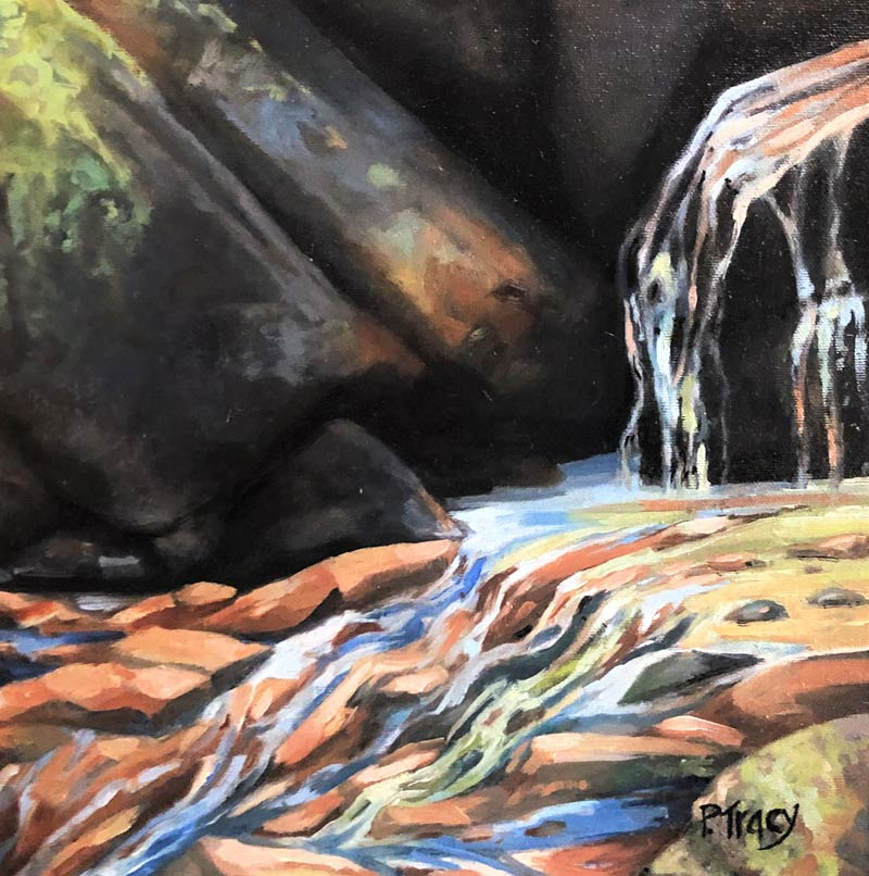 River Pool Phyllis Tracy